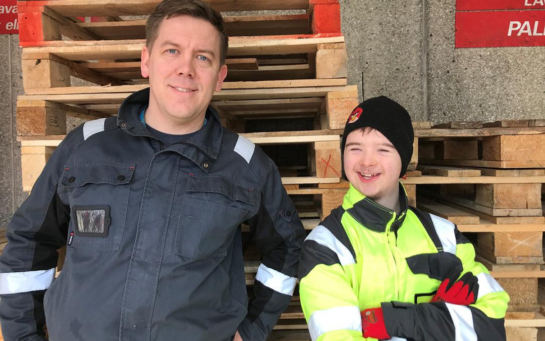 Järvenpään Citymarketin ja Spesian yhteistyössä laatu ja asenne tärkeintä