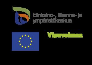 Logot: Elinkeino-, liikenne- ja ympäristökeskus, Euroopan sosiaalirahasto, Vipuvoimaa EU:lta 2014-2020