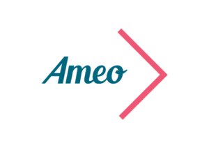 AMEO-verkoston logo
