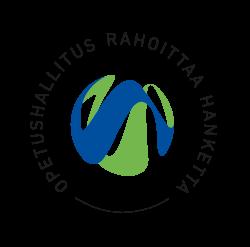 Oph rahoittaa -logo