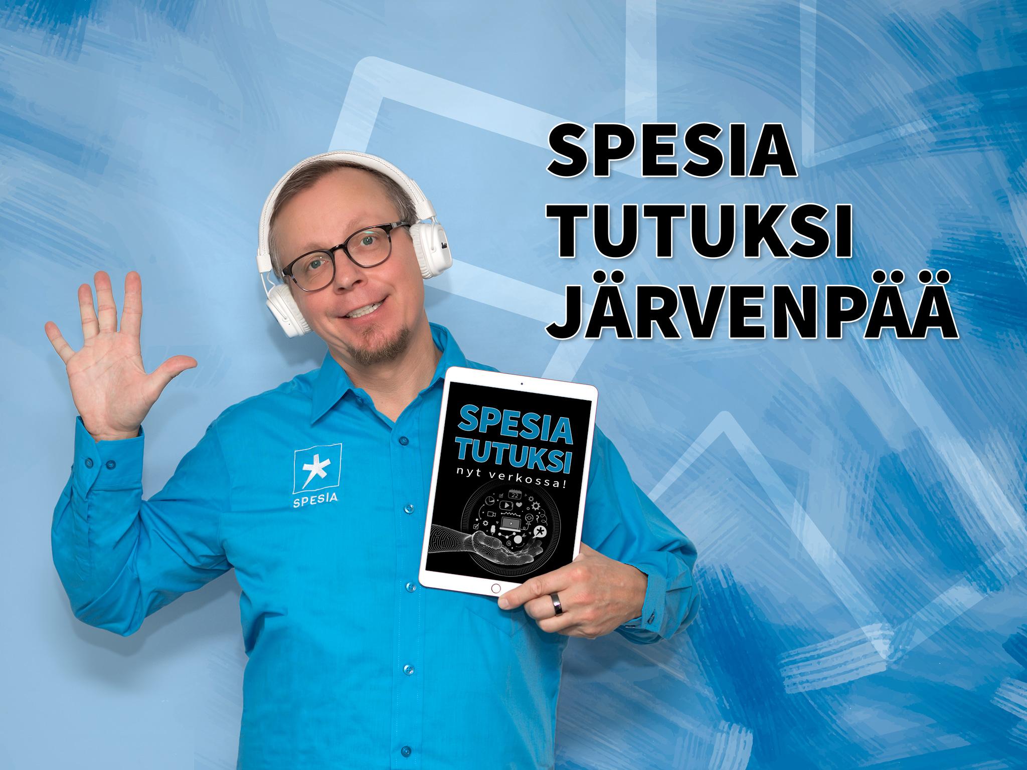 Spesia tutuksi Järvenpää