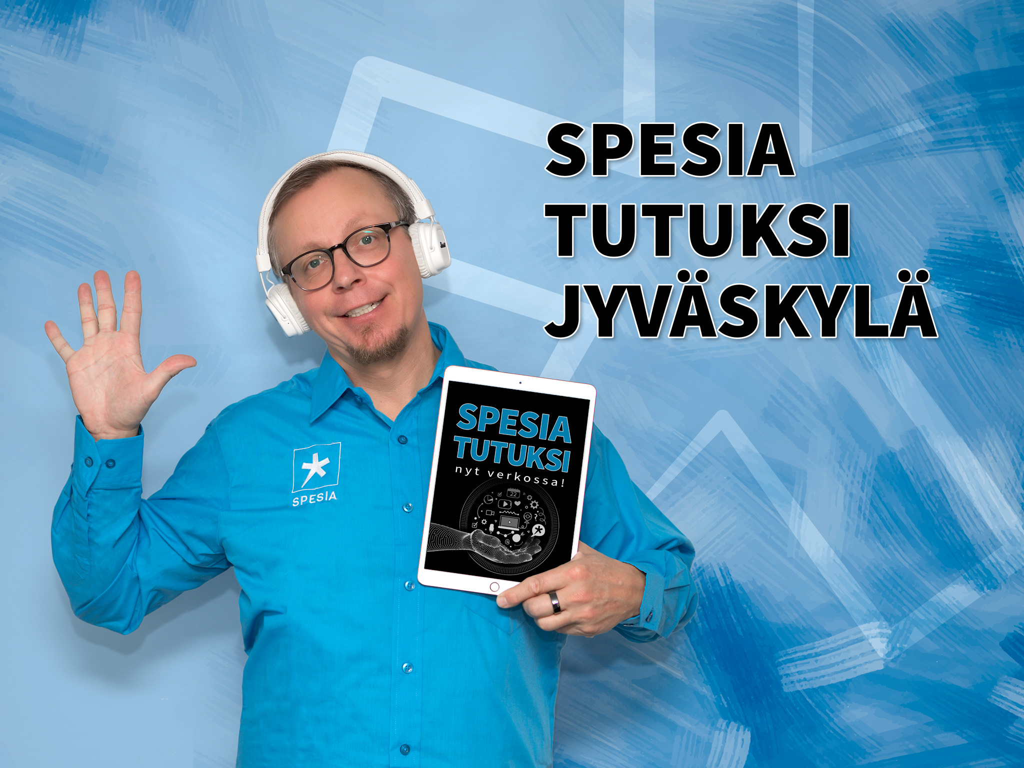 Spesia tutuksi Jyväskylä