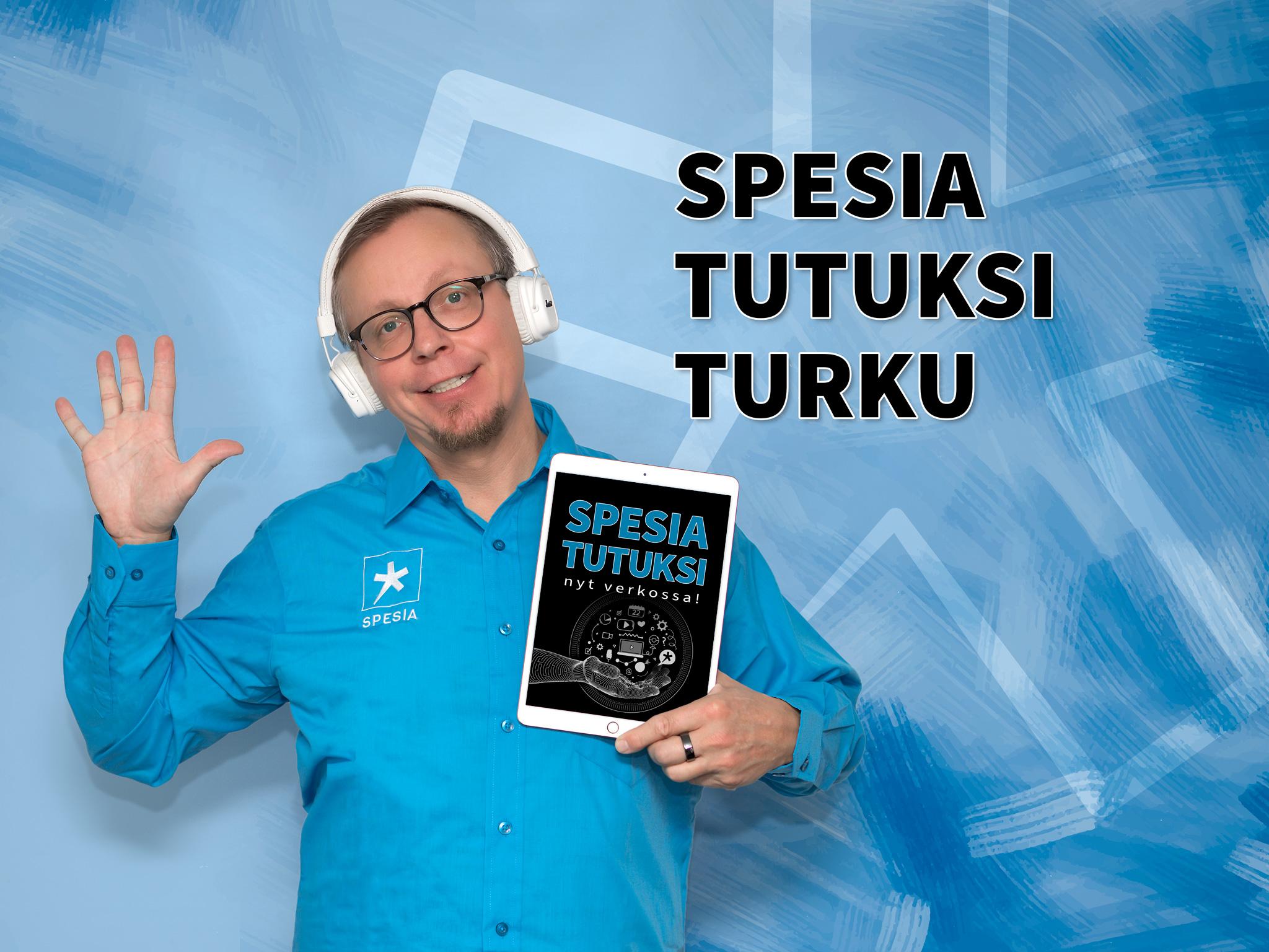 Spesia tutuksi Turku