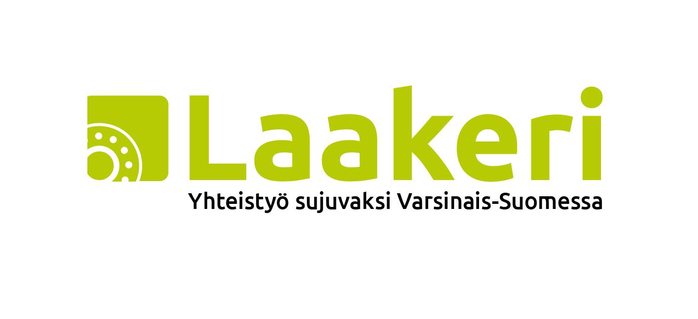 Laakeri, Yhteistyö sujuvaksi Varsinais-Suomessa -logo.