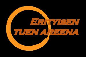 Erityisen tuen areena -logo.